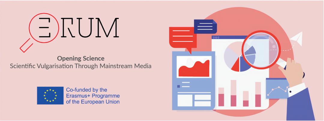 Online conference on scientific vulgarisation in mainstream media
