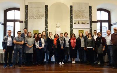 First transnational project meeting: Thessaloniki